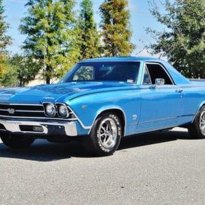 1969 Chevy – El Camino SS