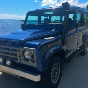 1986 Land Rover – Defender 110
