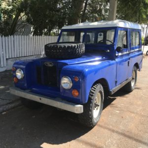 1969 Land Rover Series 2A (FOR SALE)