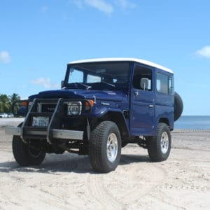 1980 Toyota BJ40 Land Cruiser (FOR SALE)