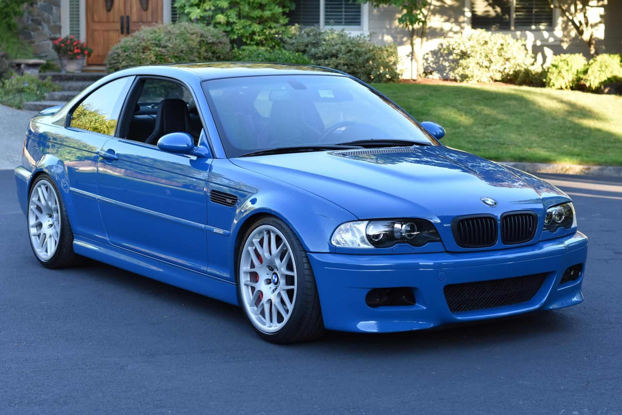 BMW E46 M3 Best car to buy 2020