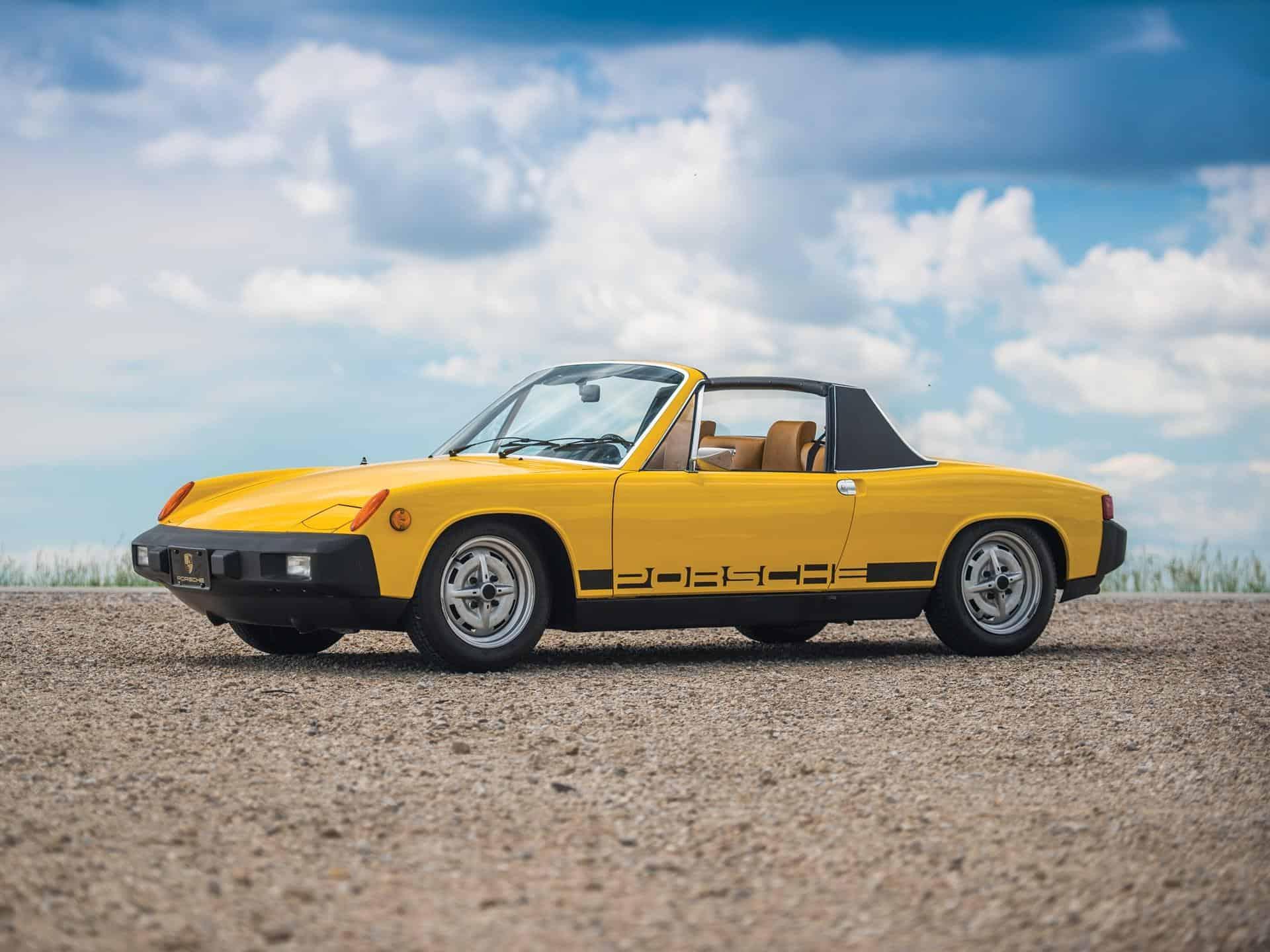 Porsche 914 Best car to buy 2020