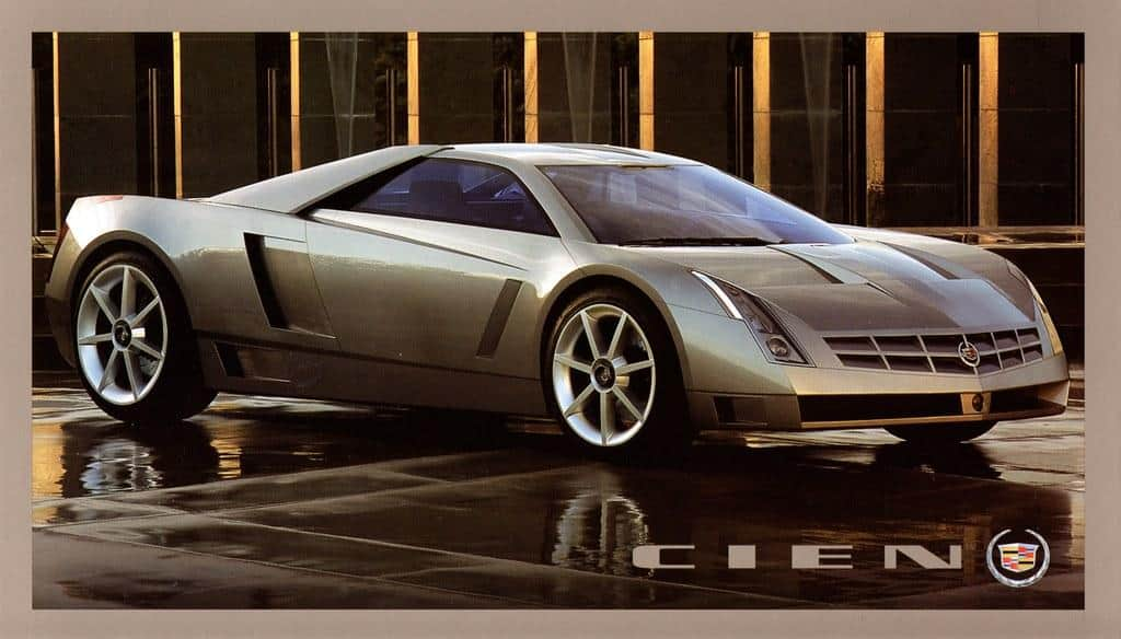 TOP 5 BEST CONCEPT CARS OF ALL TIME