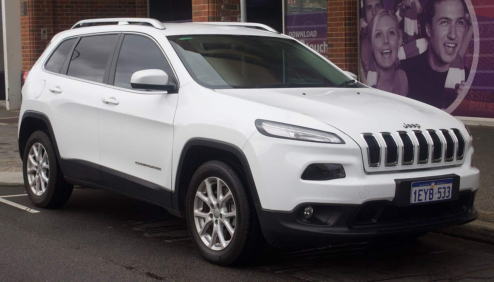 Jeep CherokeeXJ