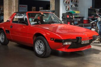 THE BERTONE BARGAIN, THE CHEAPEST ITALIAN SPORTS CAR: THE FIAT X1/9
