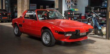THE BERTONE BARGAIN, THE CHEAPEST ITALIAN SPORTS CAR: THE FIAT X1/9