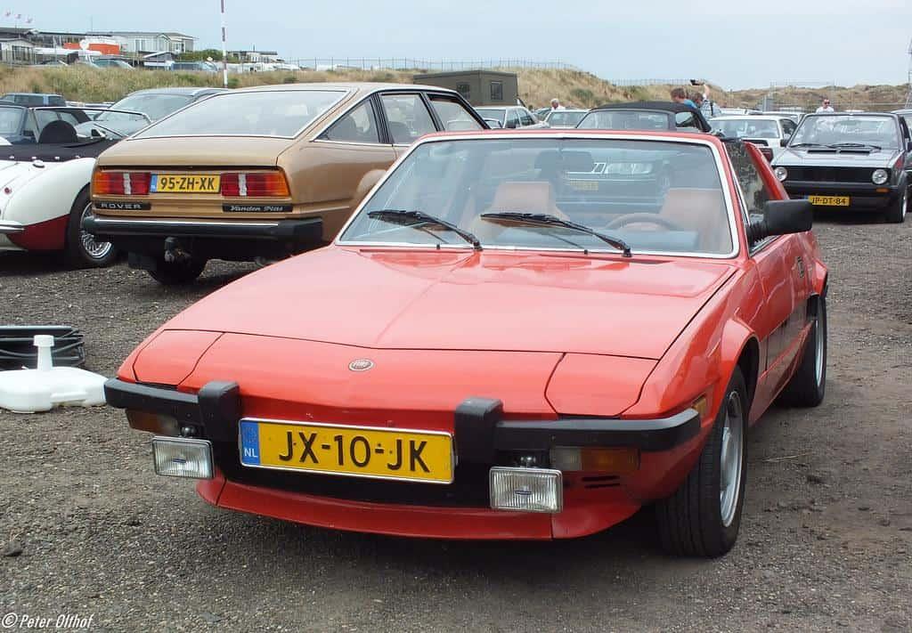 THE BERTONE BARGAIN THE FIAT X1/9