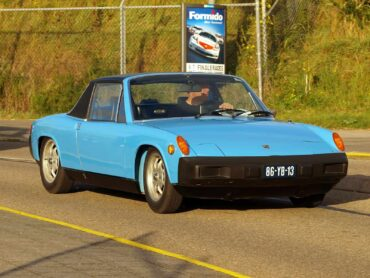 THE PORSCHE 914: THE BEST BAVARIAN BARGAIN