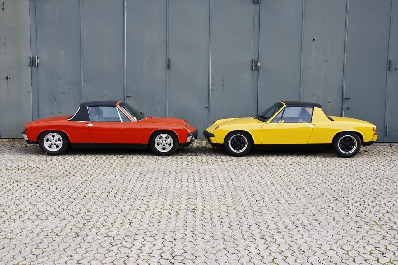 THE BAVARIAN BARGAIN: THE PORSCHE 914