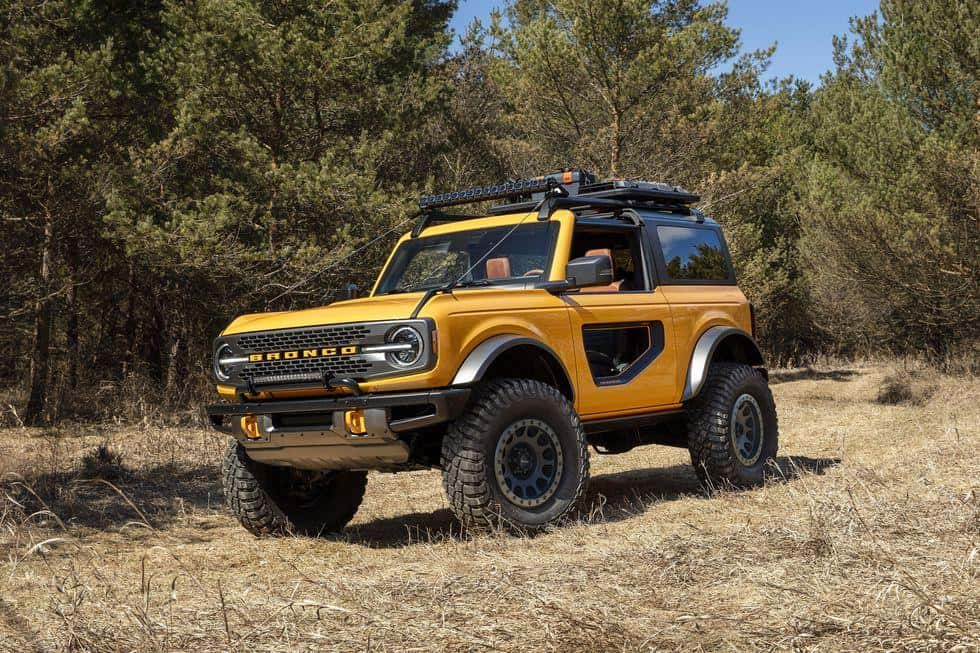 A Brief History On The Top 5 Best Ford Broncos Ever Made