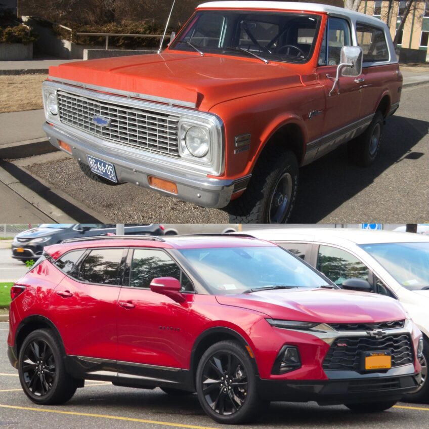 WHAT THE F$!#K HAPPENED TO THE CHEVY BLAZER – Opinion piece