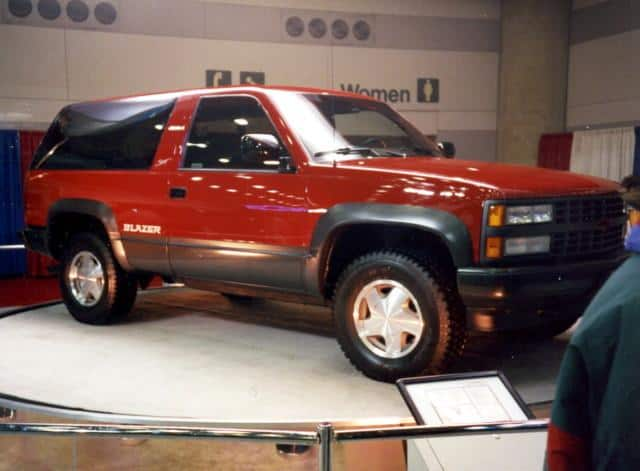 WHAT THE F$!#K HAPPENED TO THE CHEVY BLAZER